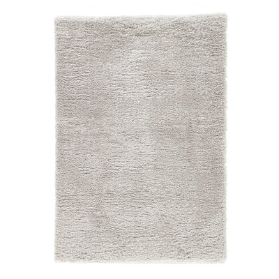 Medlock Light Gray Area Rug Rug Size: Rectangle 9 x 12