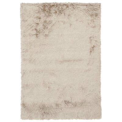 Hazley London Fog Area Rug Rug Size: Rectangle 5 x 76