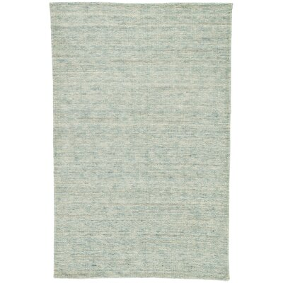 Hollon Hand-Woven Blue Surf/North Atlantic Area Rug Rug Size: Rectangle 5 x 8