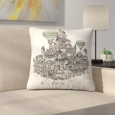 Fennel Throw Pillow Size: 14 x 14