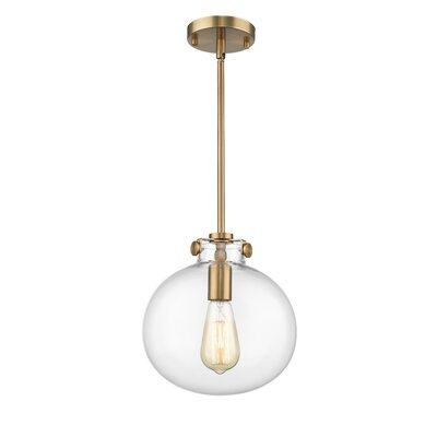 Farrior 1-Light Globe Pendant