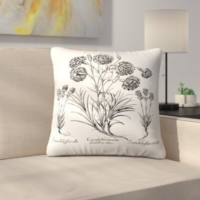Besler 11 Throw Pillow Size: 14 x 14