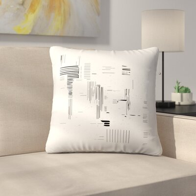 Modern Minimalist Throw Pillow Size: 18 x 18