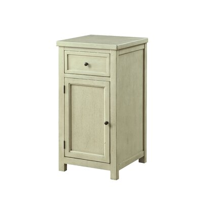 Berryman End Table Color: Antique White