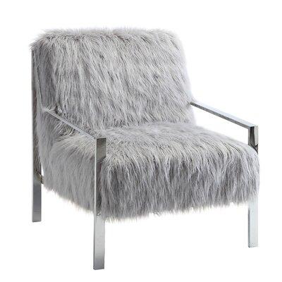 Laverton Armchair Upholstery: Gray