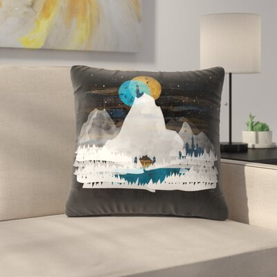 The Observatory Throw Pillow Size: 14 x 14