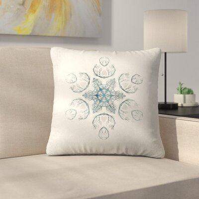 Drift 3 Throw Pillow Size: 14 x 14