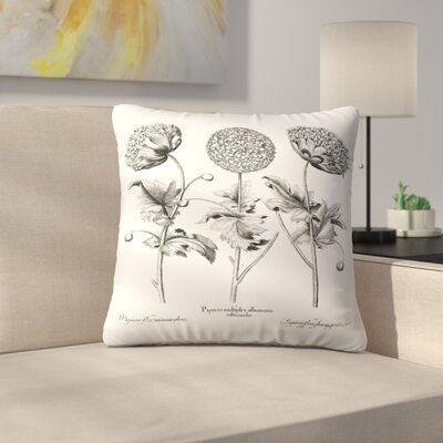 Besler 8 Throw Pillow Size: 16 x 16