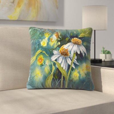 Sunshine Taylor Dance Partners Indoor/Outdoor Throw Pillow Size: 16 x 16