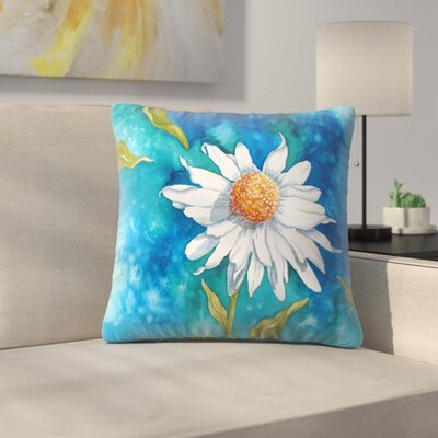 Sunshine Taylor Above It All Indoor/Outdoor Throw Pillow Size: 18 x 18