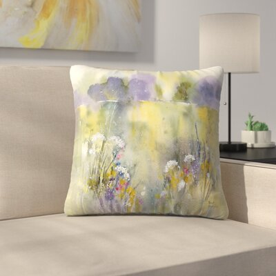 Meadow Throw Pillow Size: 18 x 18