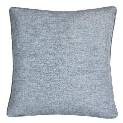Gains Homey Cozy Cotton Pillow Cover Color: Silver