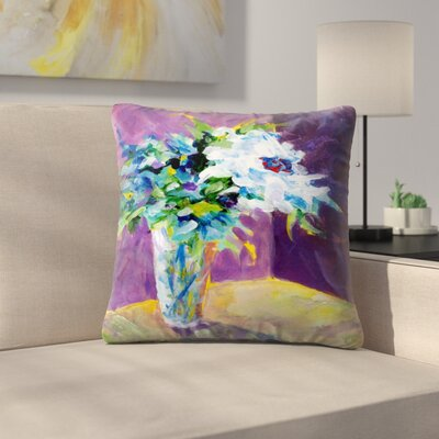 Sunshine Taylor Bride of the Day Indoor/Outdoor Throw Pillow Size: 14 x 14