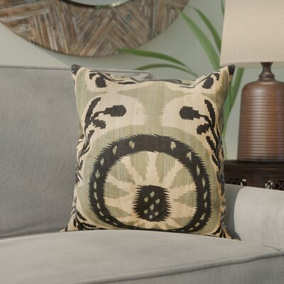 Higuera Silk Throw Pillow