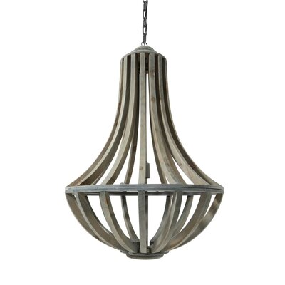 Whipple 1-Light Foyer Pendant