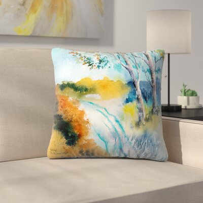 Frost Throw Pillow Size: 20 x 20