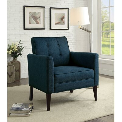 Durst Armchair Upholstery: Dark Blue