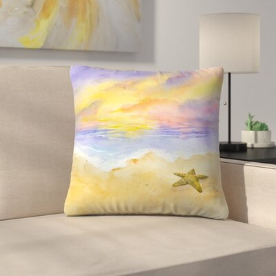 Lone Star Throw Pillow Size: 16 x 16