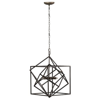 Glaspie 3-Light Mini Chandelier