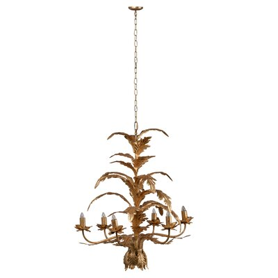 Ramer 6-Light Candle-Style Chandelier