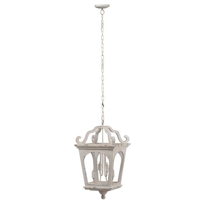 Ladwig Streetlight 1-Light Mini Pendant