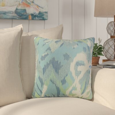 Miriam Ikat Throw Pillow