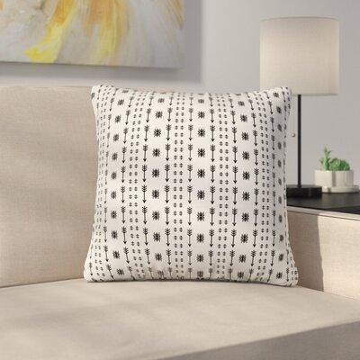 Modern Tribal Pillow Cover Size: 16 x 16
