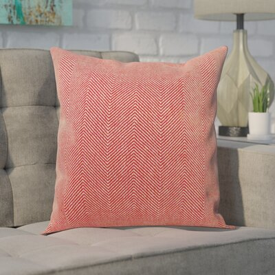 Egbert Contemporary Throw Pillow Size: 18 x 18