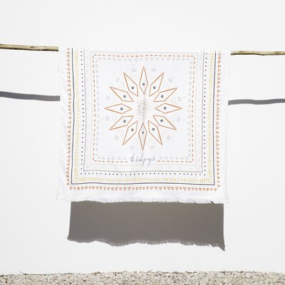 Wanderer Beach Towel