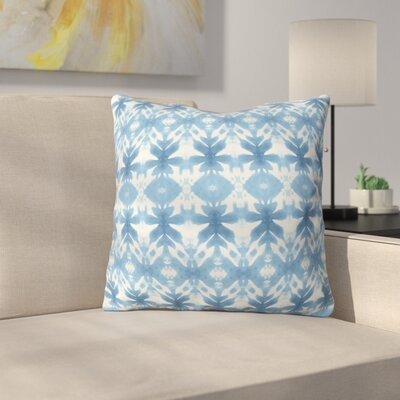 Wagner Campelo Shibori Tribal Throw Pillow Size: 26 x 26
