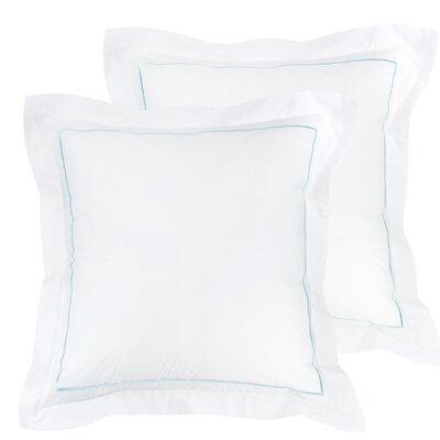 Fernagh Single Sham Color: Aqua