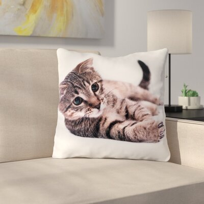 Huskins Cotton Throw Pillow