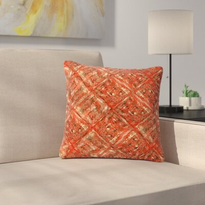 Bruce Stanfield Malica Outdoor Throw Pillow Size: 16 H x 16 W x 5 D