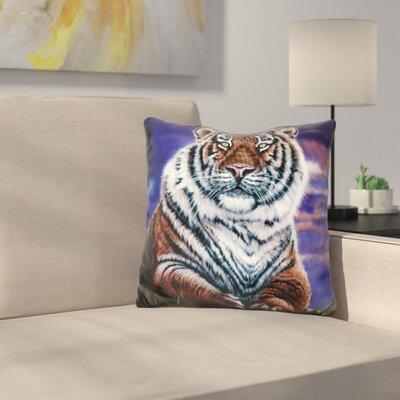 Arizona Tiger Throw Pillow
