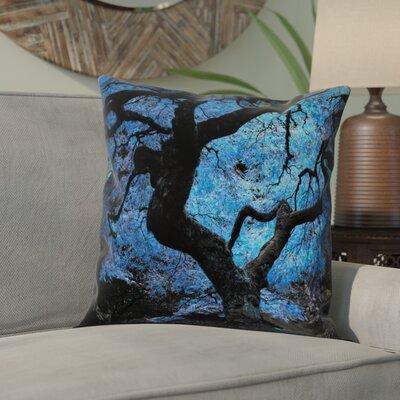 Tusarora Blue Japanese Maple Tree Pillow Cover
