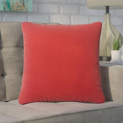 Conerly Solid Throw Pillow