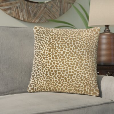 Garay Animal Print Throw Pillow