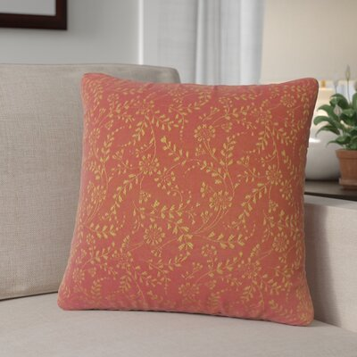 Coughlan Floral Throw Pillow