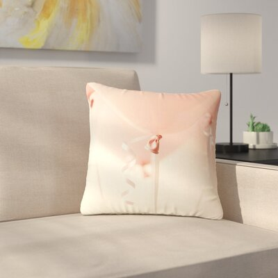 Kristi Jackson I Believe Photography Outdoor Throw Pillow Size: 16 H x 16 W x 5 D