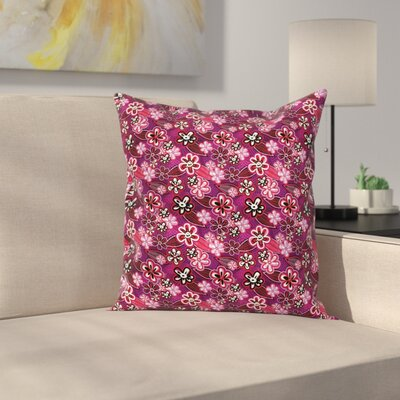 Ombre Pillow Cover Size: 18 x 18