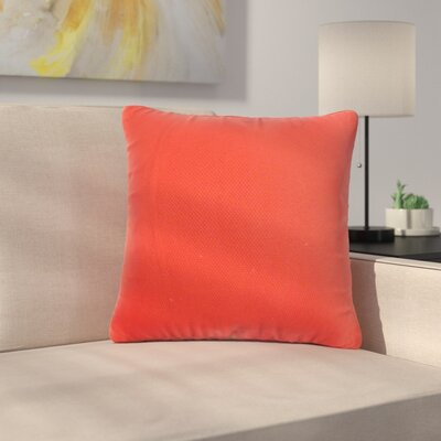 Strohl Solid Cotton Throw Pillow