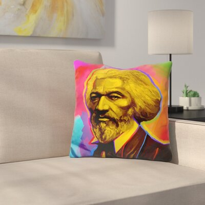 F Rick Douglas Throw Pillow