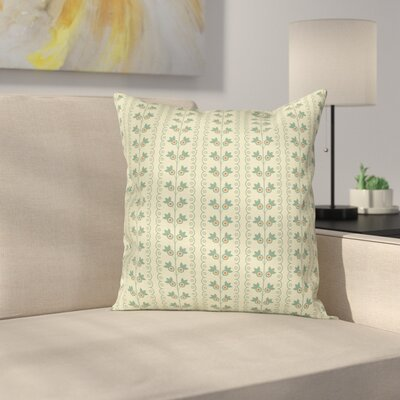 Geometric Pillow Cover Size: 18 x 18
