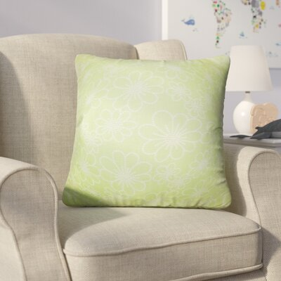 Henriksen Floral Throw Pillow