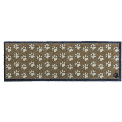 Duque Howler and Scratch Paws Doormat