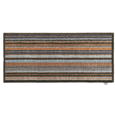 Dupuy Stripe 31 Barrier Doormat Mat Size: Rectangle 2 x 49