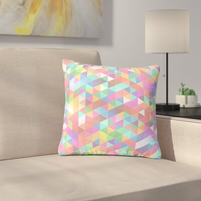 Fimbis Marques Outdoor Throw Pillow Size: 18 H x 18 W x 5 D