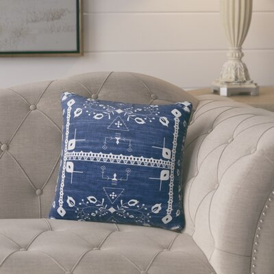 Aliyah Throw Pillow Size: 18 H x 18 W x 6 D