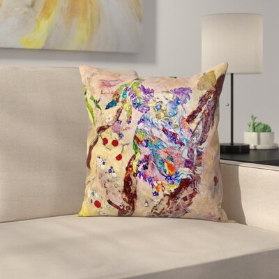 Sunshine Taylor Australian Koala Bear Indoor/Outdoor Throw Pillow Size: 14 x 14