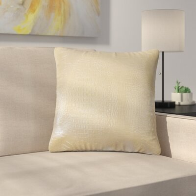 Sherrell Solid Down Filled Throw Pillow Size: 24 x 24